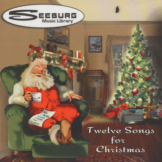 V.A. - Seeburg Music Library: Twelve Songs For Christmas - CD