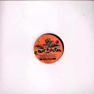 JOHNNY LOOPZ FEATURING D.J. EXODUS - Bust A Groove Vol. 6 - 12 inch x 1