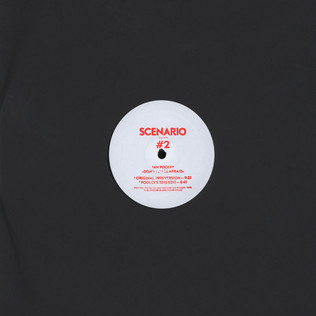 SCENARIO / IAN POOLEY - #2 Don't You Be Afraid Ian Pooley's 2015 Edit - 12 inch x 1