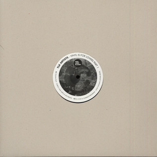 TLK ARTISTS - Vinyl Is For Lovers Part 1 - 12 inch x 1