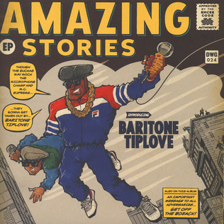 Baritone Tiplove Amazing Stories EP