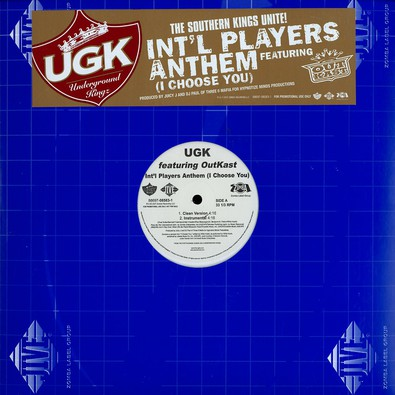 Ugk Int L Players Anthem I Choose You Feat Outkast