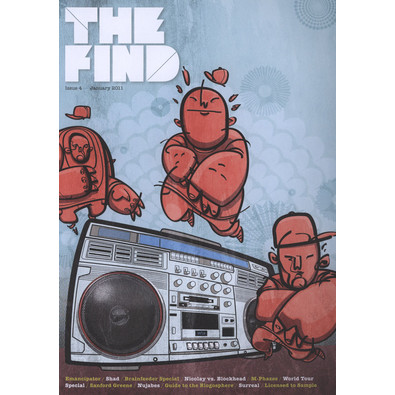 The Find Magazine - Issue 4 - January 2011
