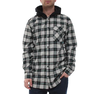 Analog - Network 2 Hooded LS Shirt