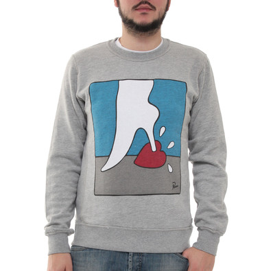 Rockwell - Heart Stomp Crewneck Sweater