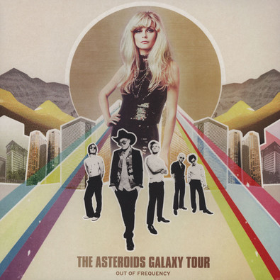 Asteroids Galaxy Tour, The - Out Of Frequency