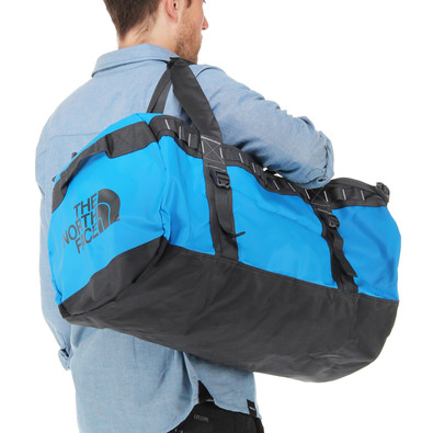 the north face duffel bag m
