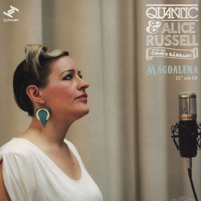 Quantic & Alice Russell - Magdalena