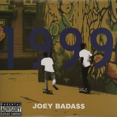 Joey Bada$$ - 1999 Clear Vinyl Edition