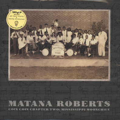 Matana Roberts - Coin Coin Chapter Two: Mississippi Moonchile