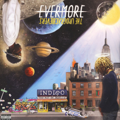 Underachievers The Evermore The Art Of Duality Vinyl