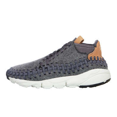 new arrival 0a0e8 8daf9 Nike Air Footscape Woven Chukka SE (Dark Grey   Sail   Vachetta Tan    Canyon Grey)