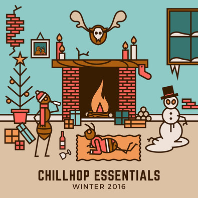 V.A. - Chillhop Essentials Winter 2016