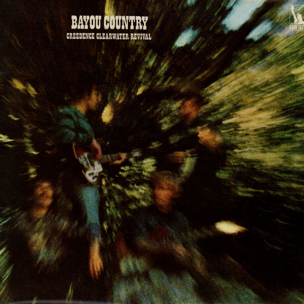 creedence clearwater revival bayou country vinyl lp. Black Bedroom Furniture Sets. Home Design Ideas