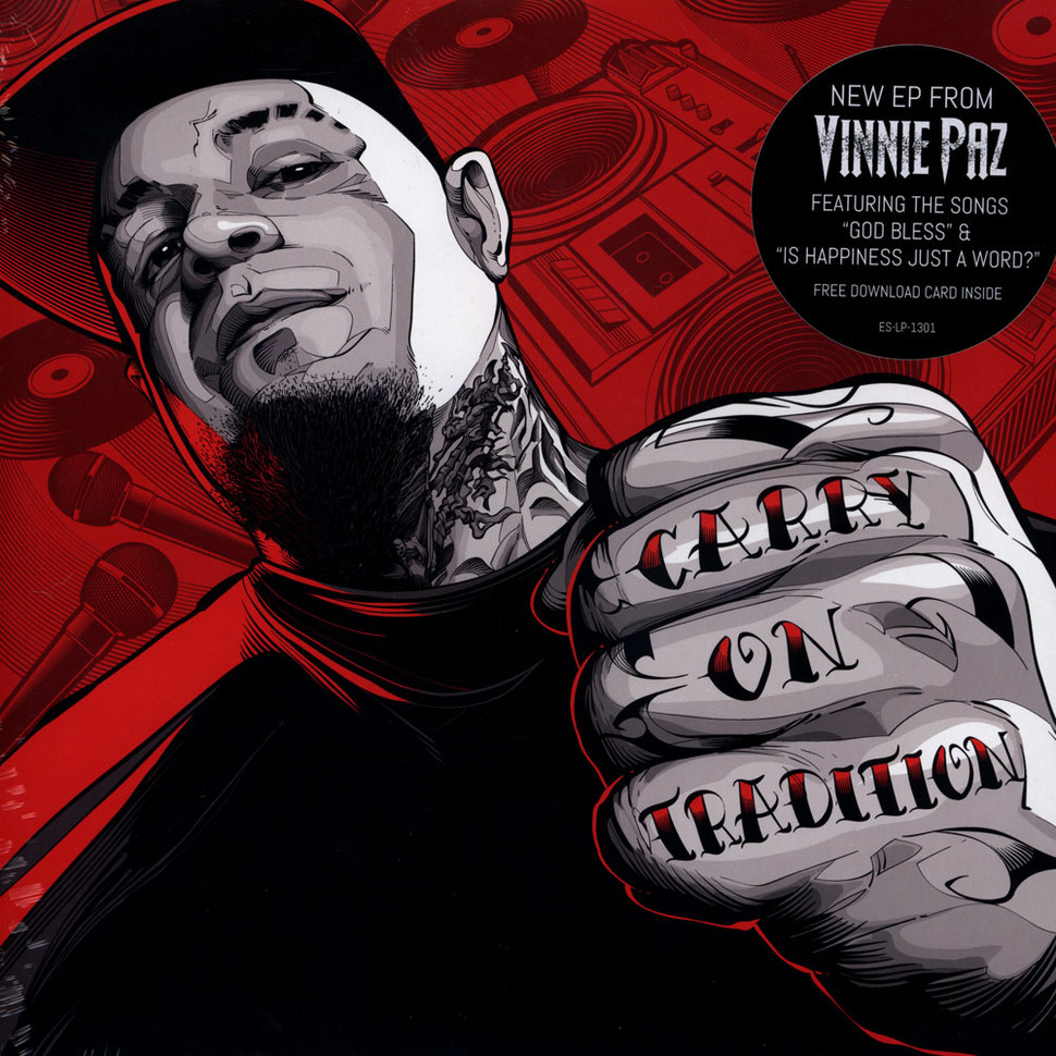 Vinnie Paz Of Jedi Mind Tricks Carry On Tradition