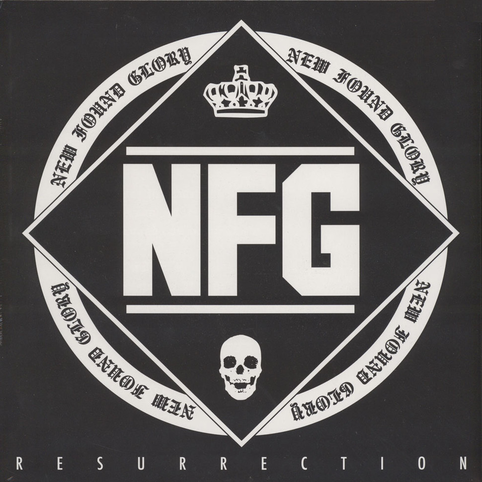 New Found Glory - Resurrection (Vinyl LP - 2014 - EU - Original)