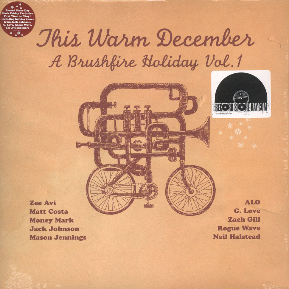 Download This warm december a brushfire holiday vol