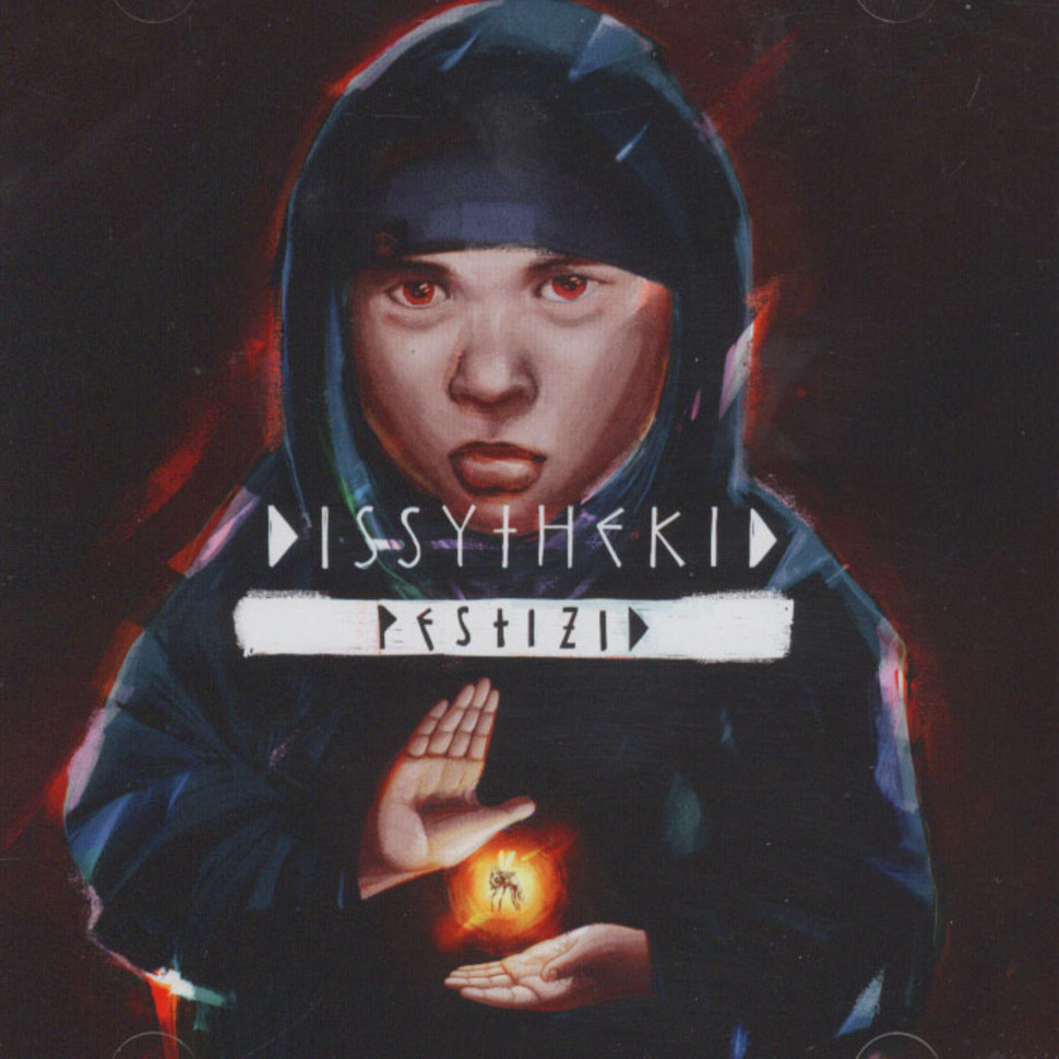 Dissythekid - Pestizid (2CD - 2014 - DE - Original)