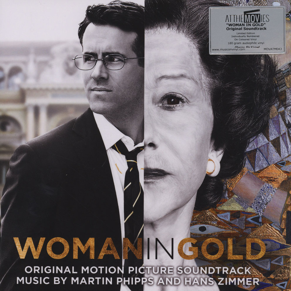 Hans Zimmer & Martin Phipps - OST Woman In Gold Gol (2LP - 2015 - EU - Original)