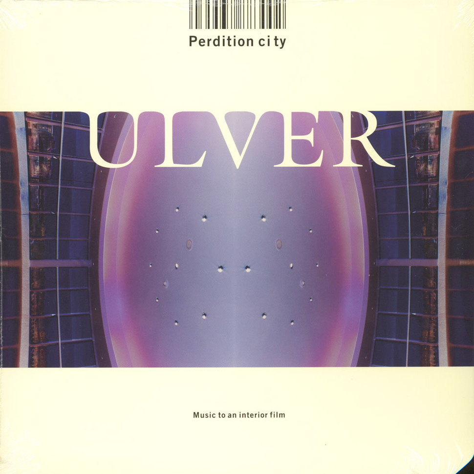 Ulver Perdition City Music To An Interior Film Black