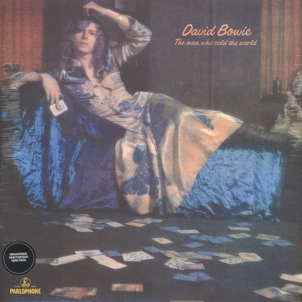 David Bowie The Man Who Sold The World 2015 Remastered