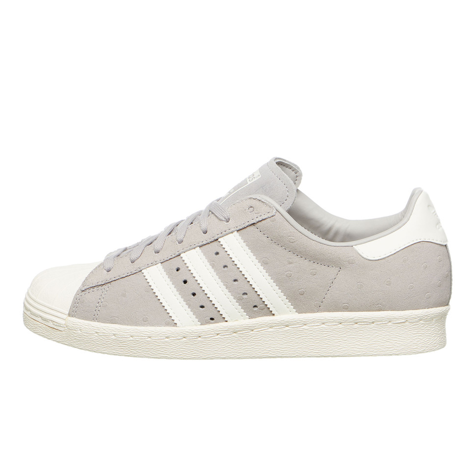 adidas superstar 80s w clear granite off white. Black Bedroom Furniture Sets. Home Design Ideas