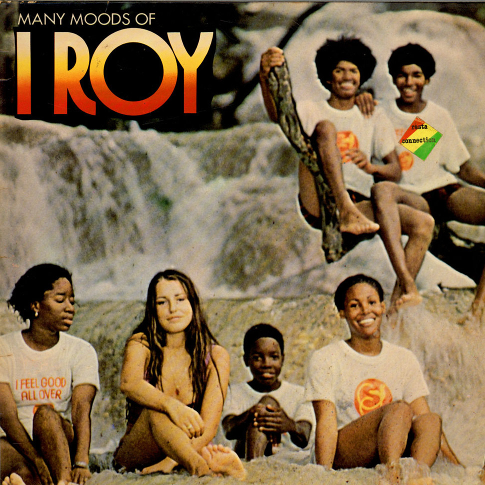 I-Roy* I Roy - Many Moods Of I Roy