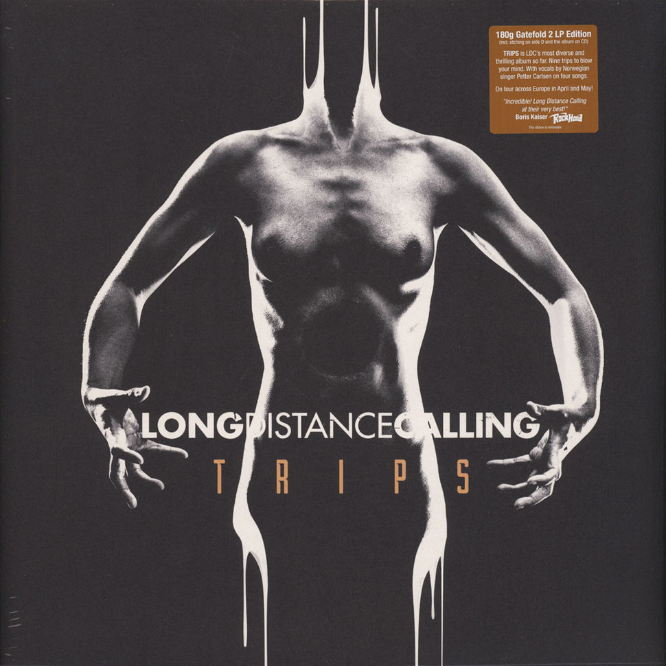 Long Distance Calling - TRIPS (Vinyl 2LP+CD - 2016 - EU - Original)
