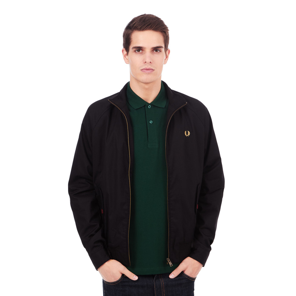 fred perry ealing jacket black. Black Bedroom Furniture Sets. Home Design Ideas