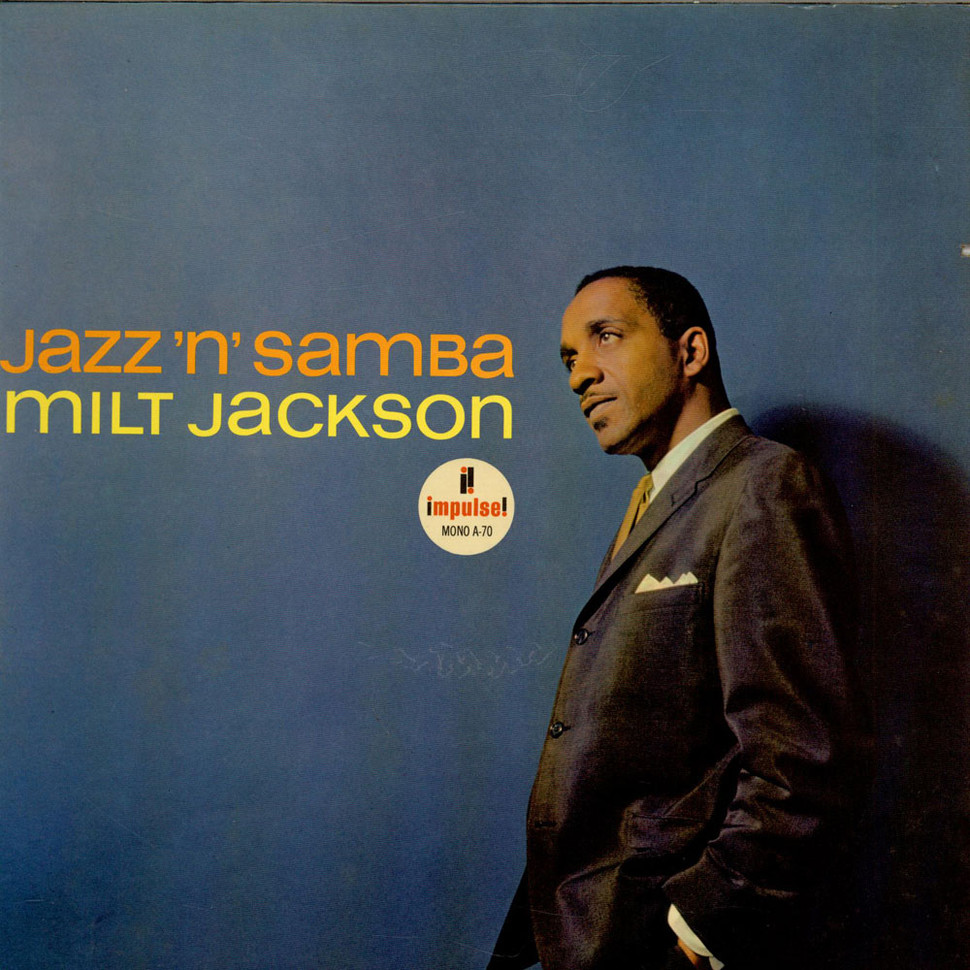 Milt Jackson And Big Brass For Someone I Love