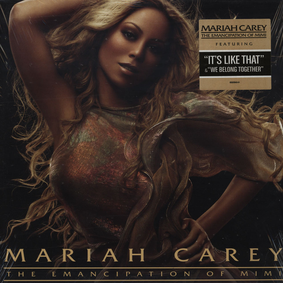 Mariah Carey The Emancipation Of Mimi Vinyl 2lp 2005