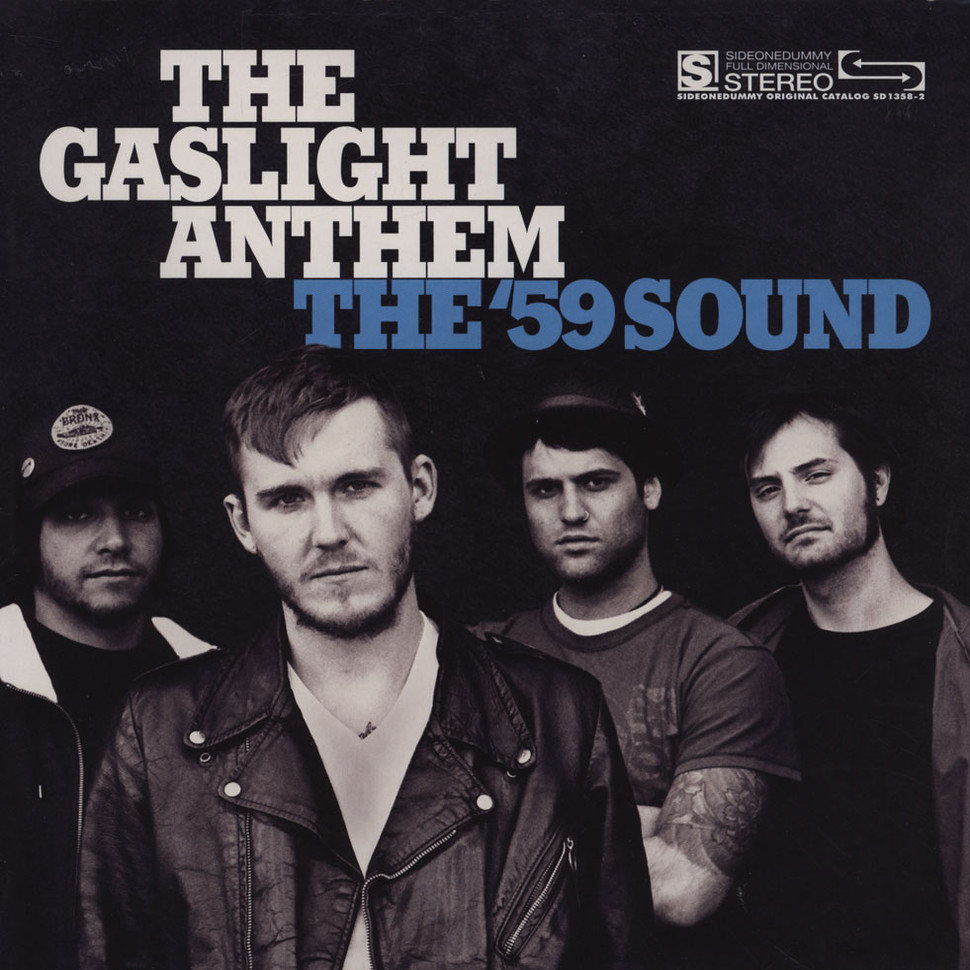 Gaslight Anthem The The 59 Anthem Vinyl Lp 2008