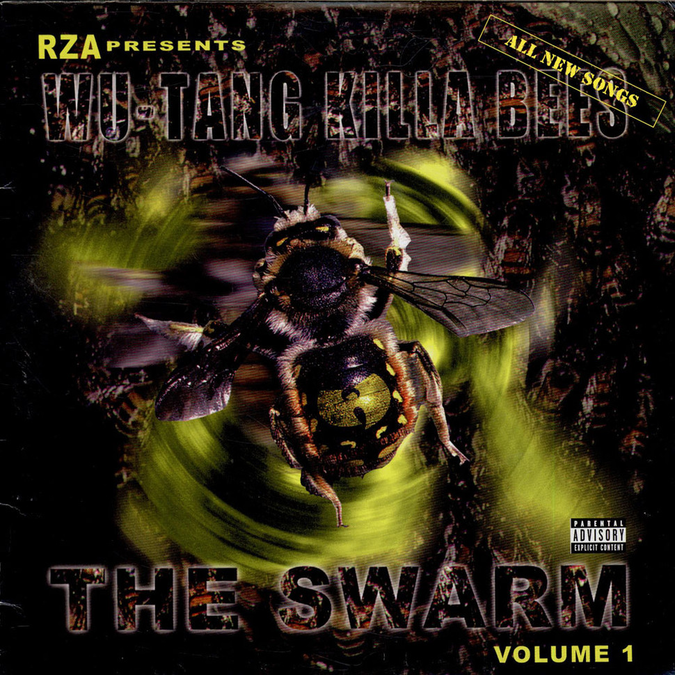 Rza Presents Wu Tang Killa Bees The Swarm Volume 1