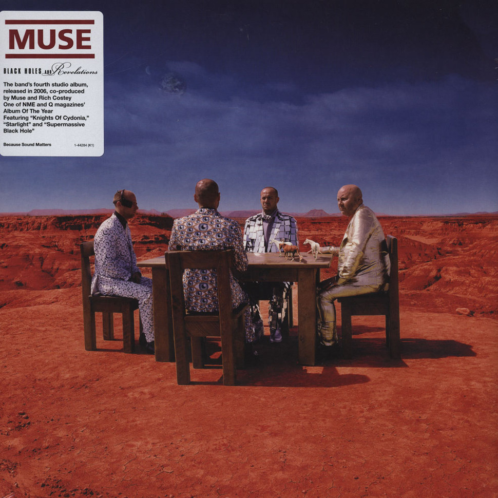 muse black holes and revelations discogs - photo #4