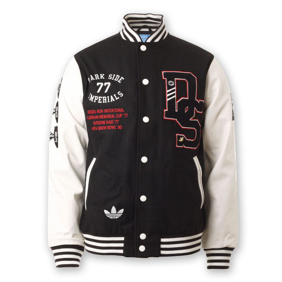 adidas star wars varsity jacket