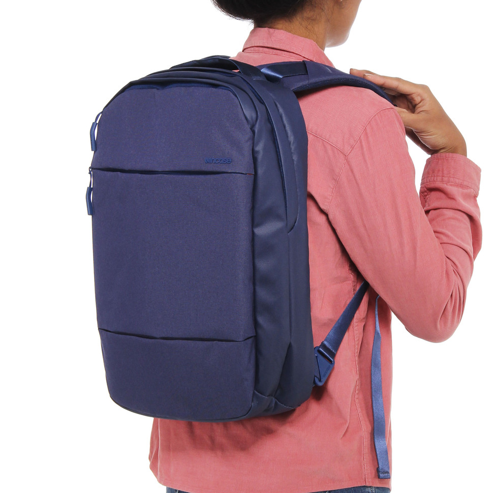 Incase - City Compact Backpack (Navy) | HHV