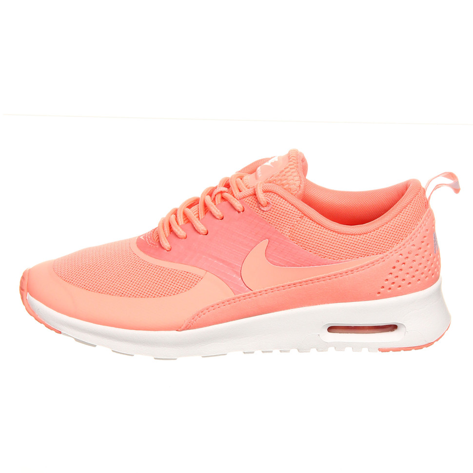 nike wmns air max thea atomic pink atomic pink. Black Bedroom Furniture Sets. Home Design Ideas