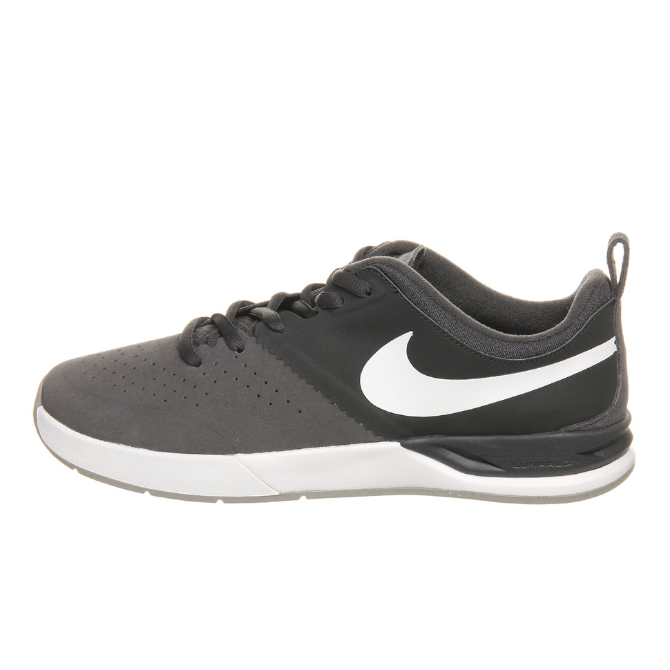 low priced 5a82d b4f00 Nike SB. Project BA (Anthracite   White   Medium Grey)