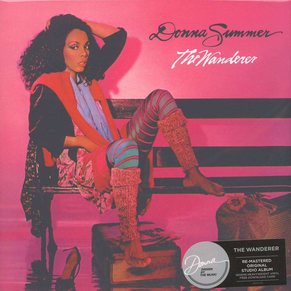 Donna Summer - The Wanderer (Vinyl LP - 1980 - UK - Reissue)