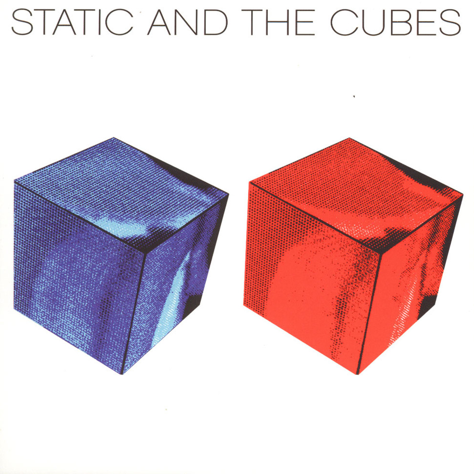 static and the cubes escape from snakes vinyl 7. Black Bedroom Furniture Sets. Home Design Ideas