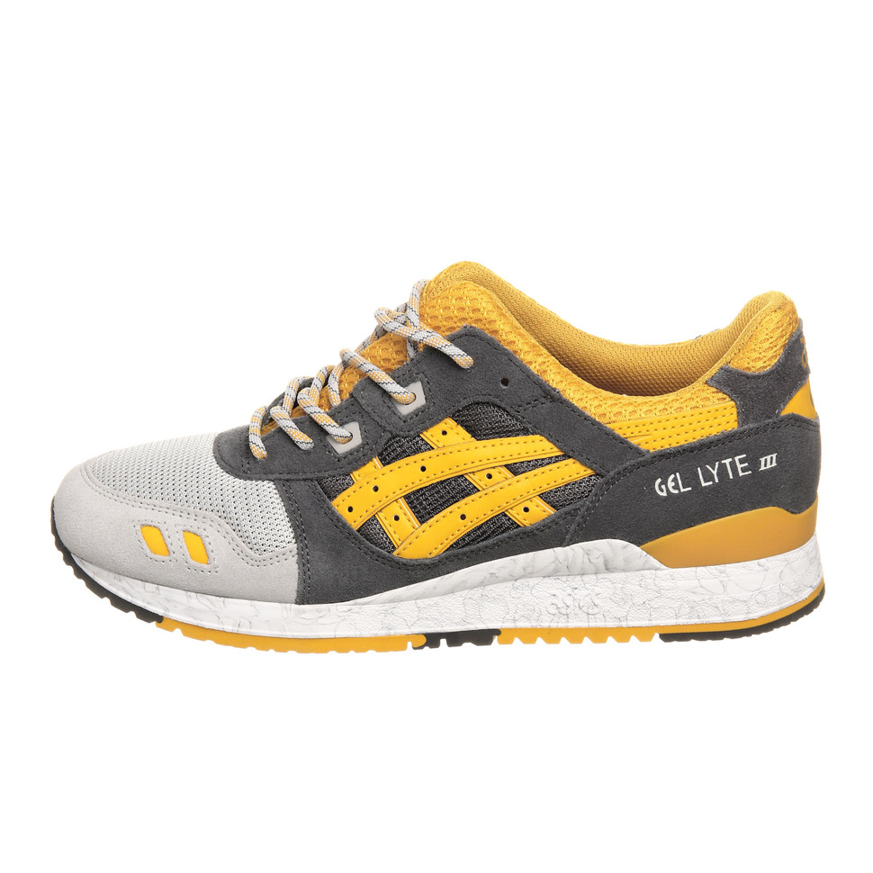 69ef65c547efd Asics - Gel-Lyte III (High Voltage Pack) (Grey   Gold Fusion)