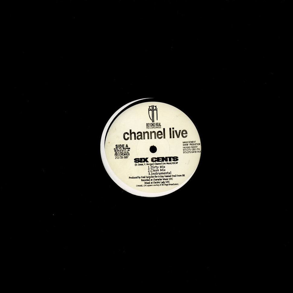 Channel Live - Six Cents