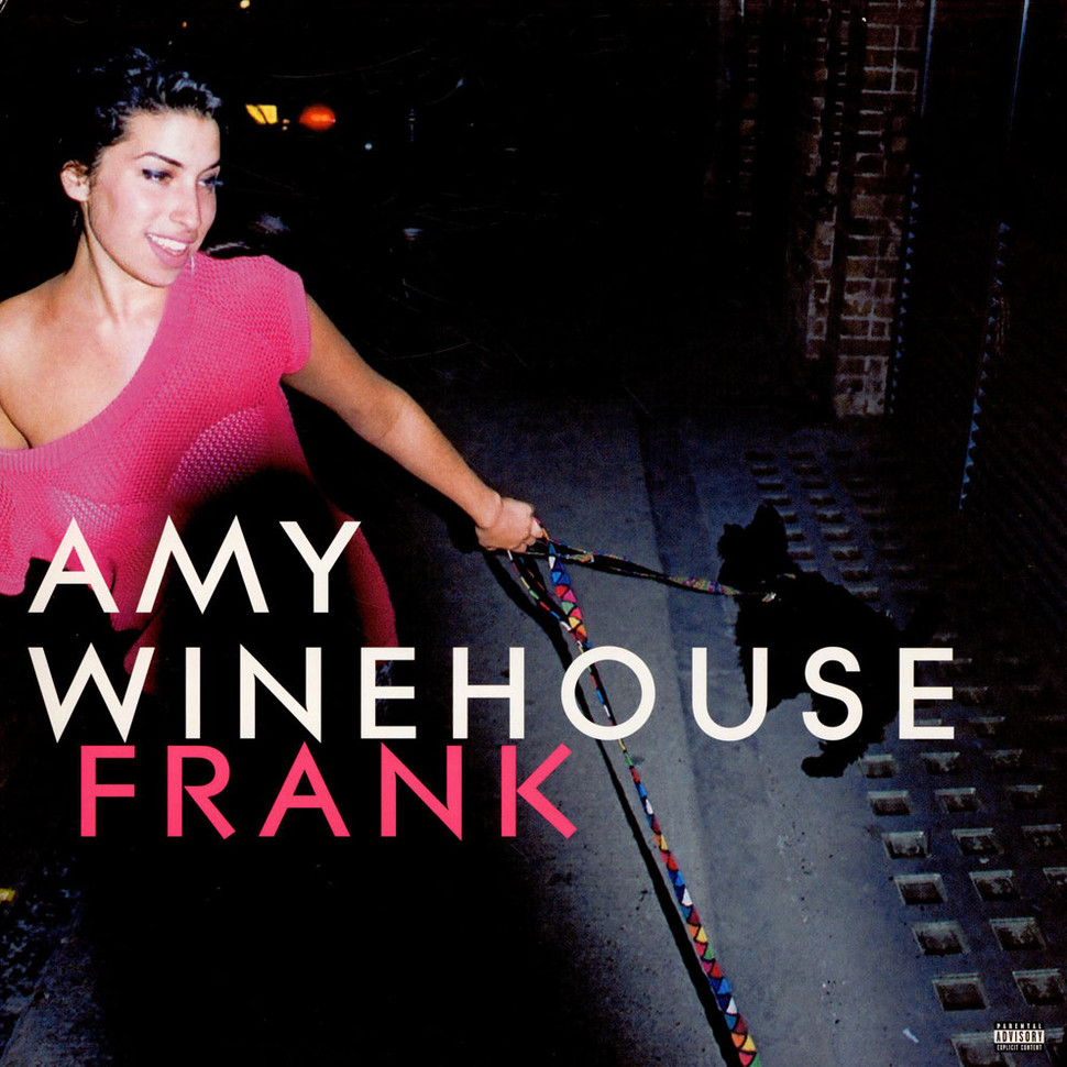 Amy Winehouse Frank Vinyl Lp 2008 Eu Reissue Hhv
