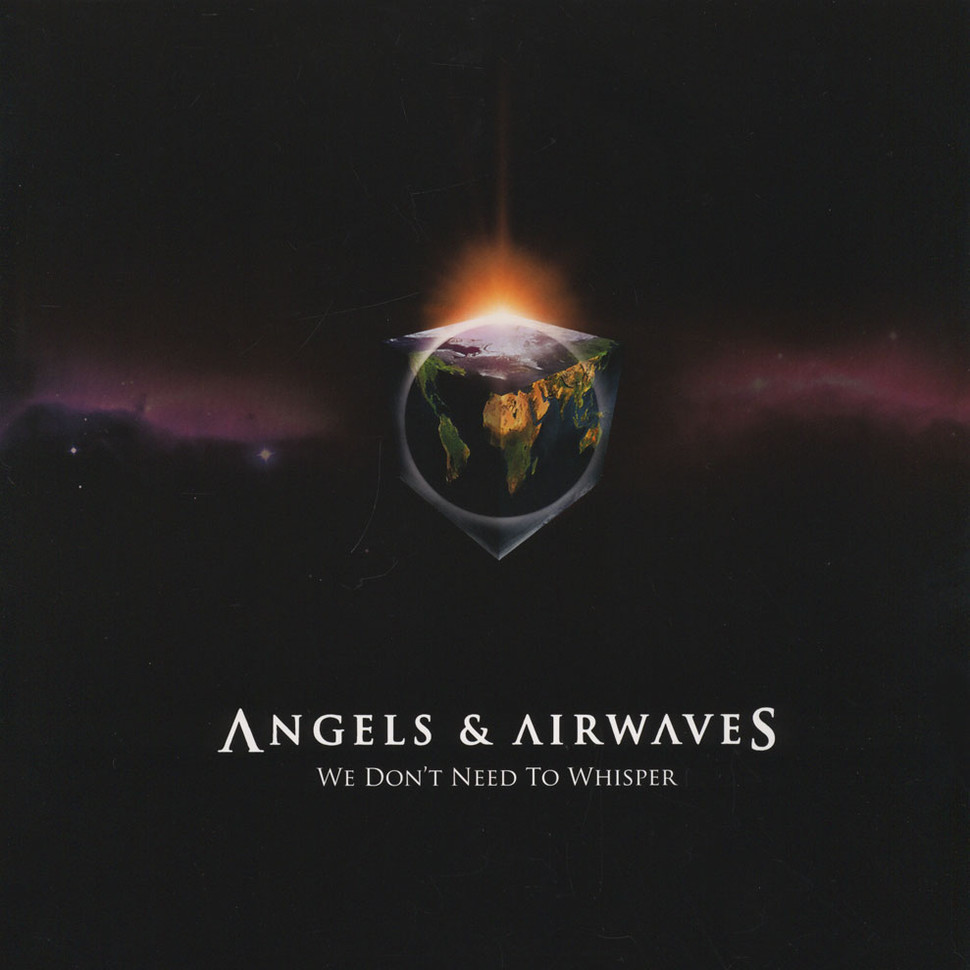 Angels Amp Airwaves We Don T Need To Whisper Clear Vinyl