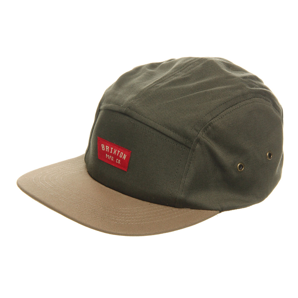 6ec7098fd3 ... coupon code for brixton hendrick 5 panel cap khaki olive hhv acd34 c14a3