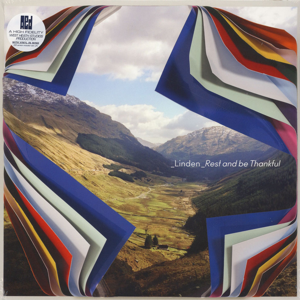 Linden - Rest And Be Thankful (Vinyl LP+CD - 2015 - EU - Original)