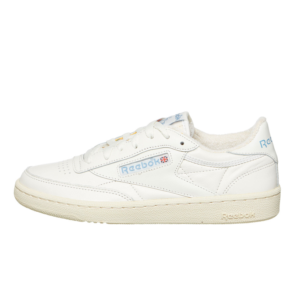 5f443c1a398b8 Reebok - Club C 85 Vintage (Chalk   Paperwhite   Athletic Blue ...