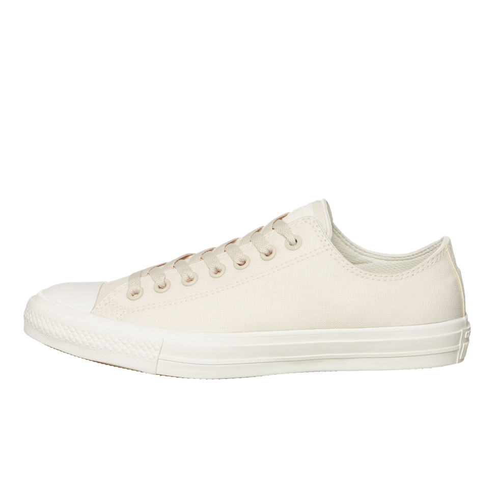 1a1f35792840 Converse - Chuck Taylor All Star II Ox (Parchment   Navy   White)