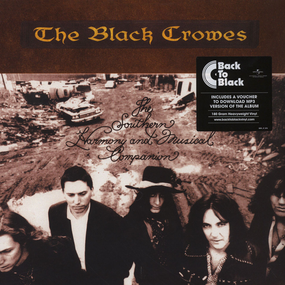 Black Crowes The The Southern Harmony And Musical