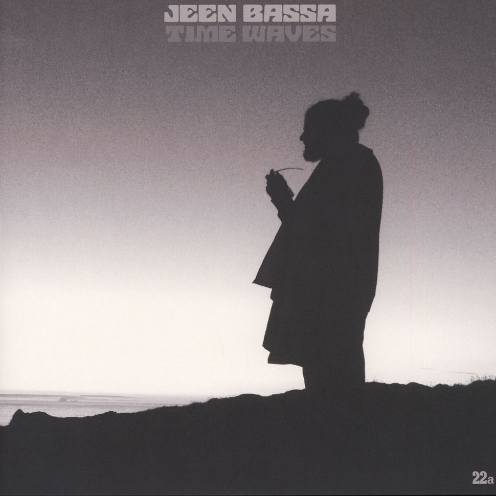 Jeen Bassa Time Waves Ep Vinyl Lp 2015 Uk